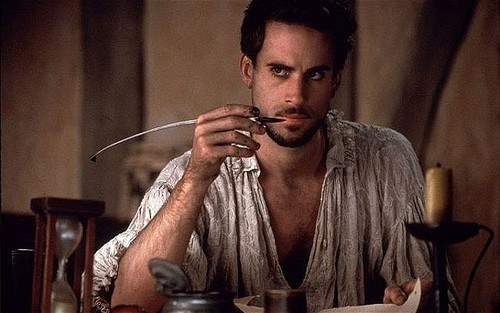 William Shakespeare (Joseph Fiennes)