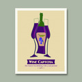 Wine Captcha - fanpop-users fan art