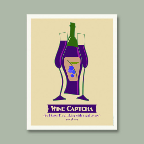 Wine Captcha