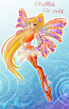 Winx 5 season Stella sirenix\ 5    - the-winx-club photo