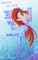 Winx club season 5 Bloom Sirenix\Винкс клуб сезон 5 Блум сиреникс