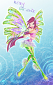 Winx club season 5 Roxy sirenix\   5   - the-winx-club photo