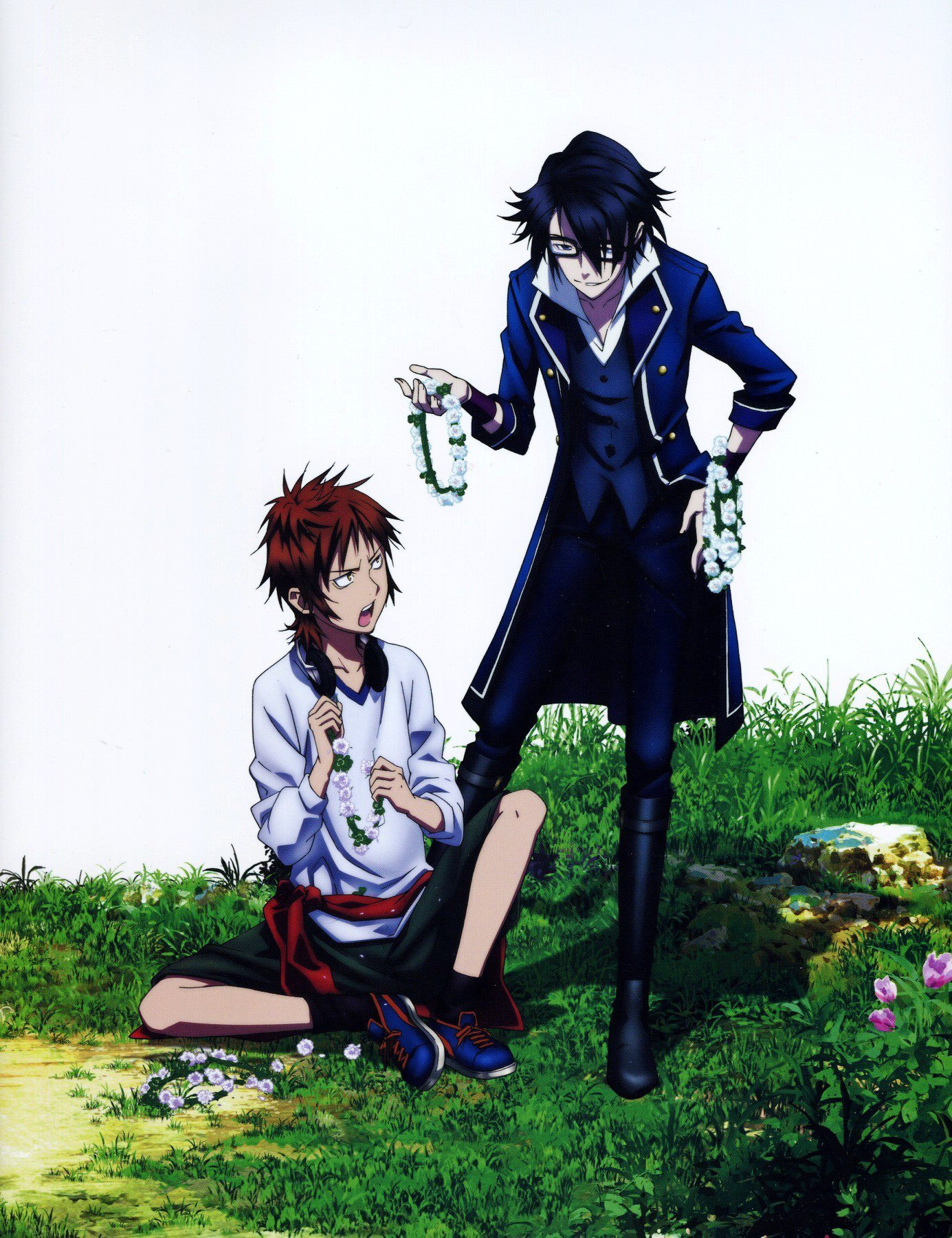 fushimi and yata relationship quizzes