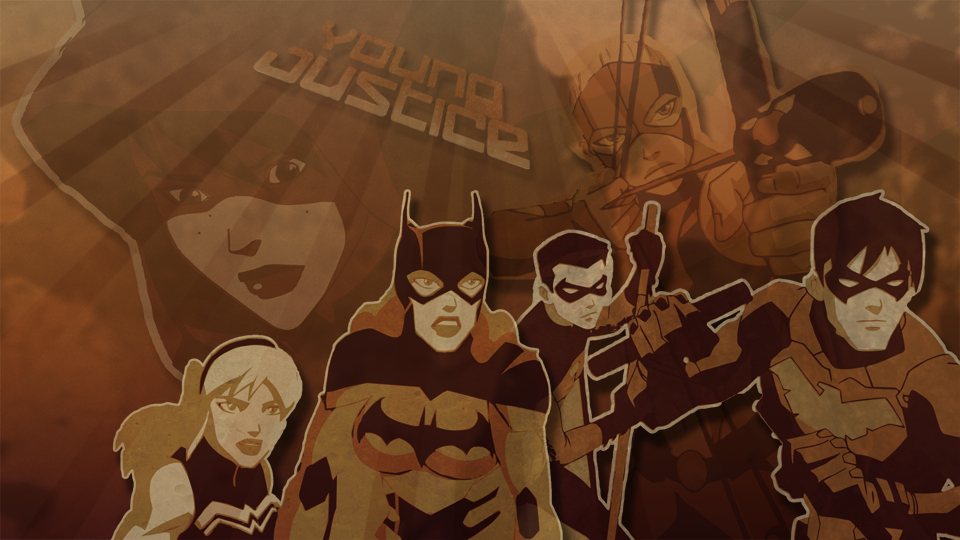 yj wallpaper young justice photo 34229673 fanpop