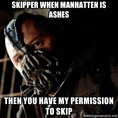 आप have my permission to skip