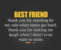 You're my bestie forever<333