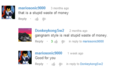 Youtube Comment FAIL - fanpop-fail photo