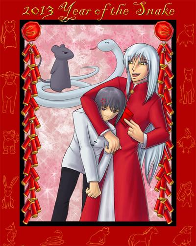 Yuki and Ayame