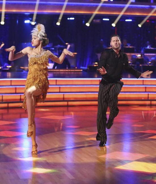 dancing with the stars foxtrot videoZendaya Dancing With The Stars Dress