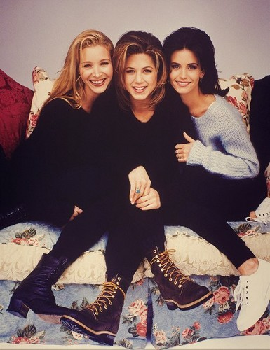 always and forever f.r.i.e.n.d.s ♥