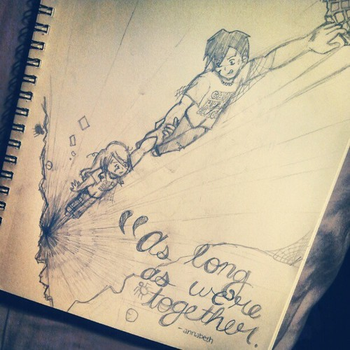 as long as were together,,,,
