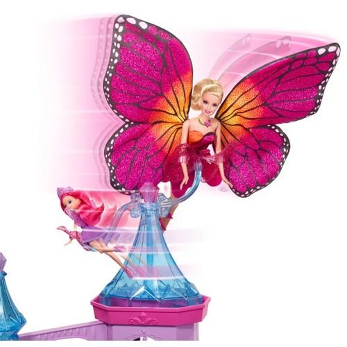 芭比娃娃 mariposa and the fairy princess
