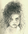 bella - bellatrix-lestrange fan art