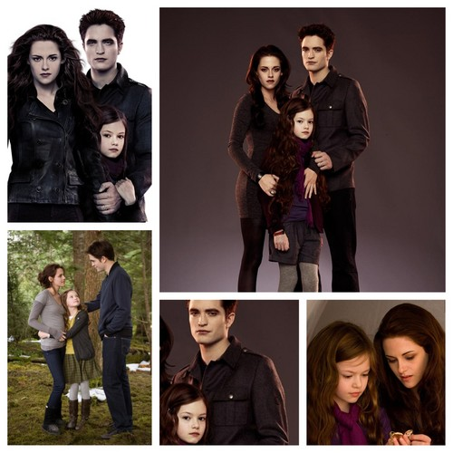 bella. edward. renesme