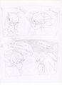 blood castle pg.5 - sonadow fan art