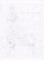 blood castle pg.7 - sonadow fan art