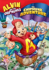 The Chipettes and The Chipmunks wallpaper with anime called chipmuck adventure