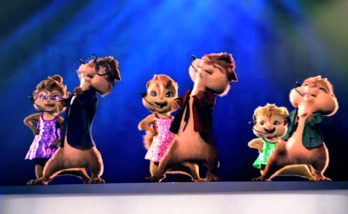chipmucks and chipettes