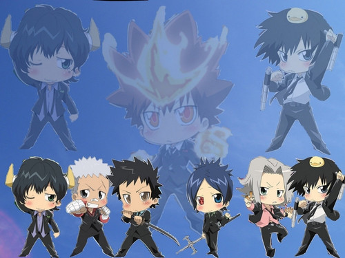 chubby vongola