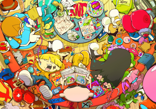 Codename: Kids siguiente Door fondo de pantalla with anime entitled cool KND art