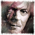 david bowie - david-bowie fan art