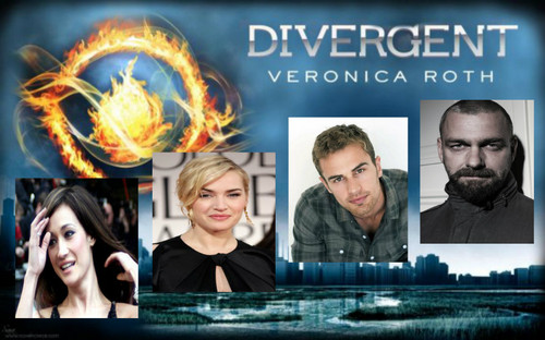 divergent movie cast