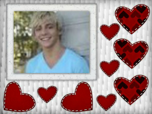 Ross Lynch fond d'écran entitled dream boy