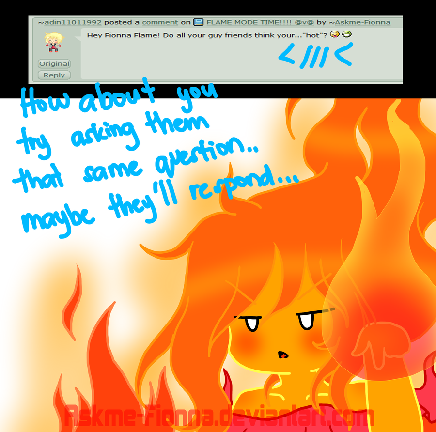 fionna flame