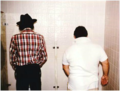 frank and mike - michael-jackson photo