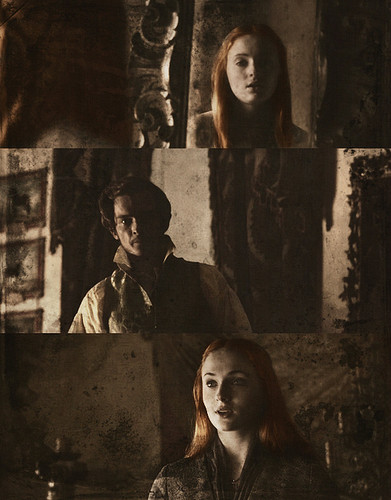 Sansa Stark & Willas Tyrell
