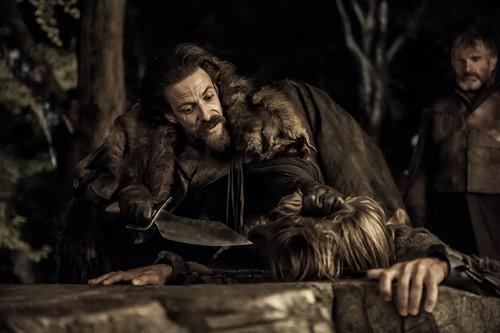 Locke & Jaime Lannister