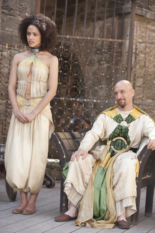 Kraznys & Missandei - Game of Thrones Photo (34253045 ... Game Of Thrones Missandei Costume