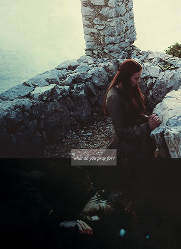 Sansa & Arya