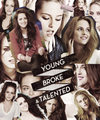 i do smile sometimes <3 - kristen-stewart fan art