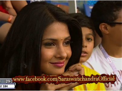 Saraswatichandra (série TV) fond d'écran with a portrait called ipl