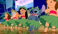 lilo e stitch - adventure-time-with-finn-and-jake fan art