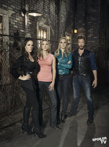 Lost Girl wallpaper containing a street and a business suit called lost girl