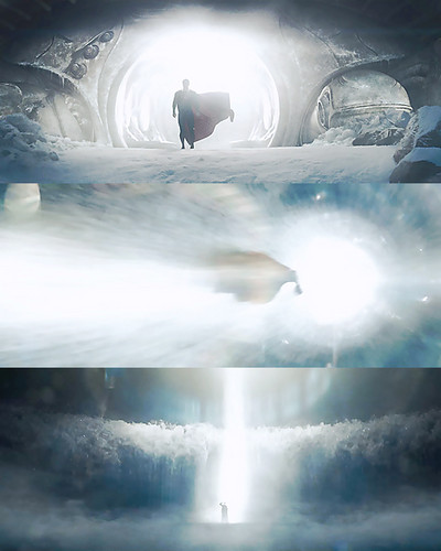 Superman Hintergrund probably containing an igloo and a snowbank called man of Steal