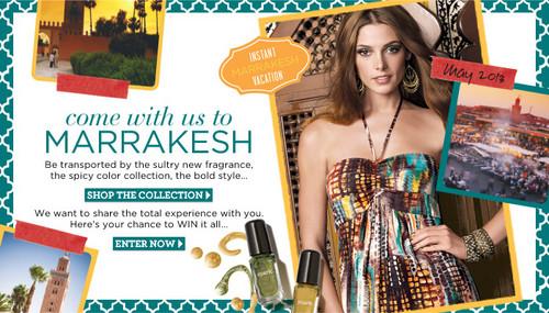 mark. cosmetics: Spring 2013 campaign