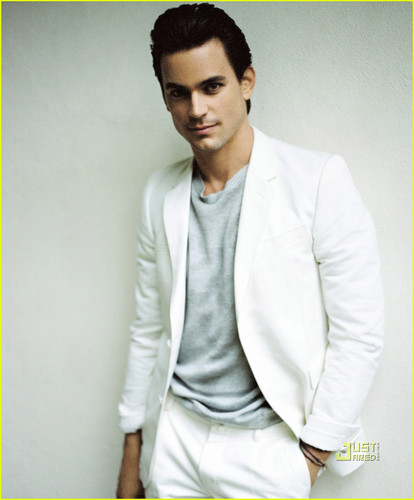 Matt Bomer Hintergrund possibly with a well dressed person titled matt bomer