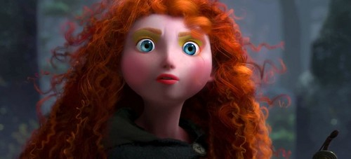 merida's rowdy look