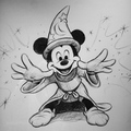 mickey mouse - mickey-mouse fan art