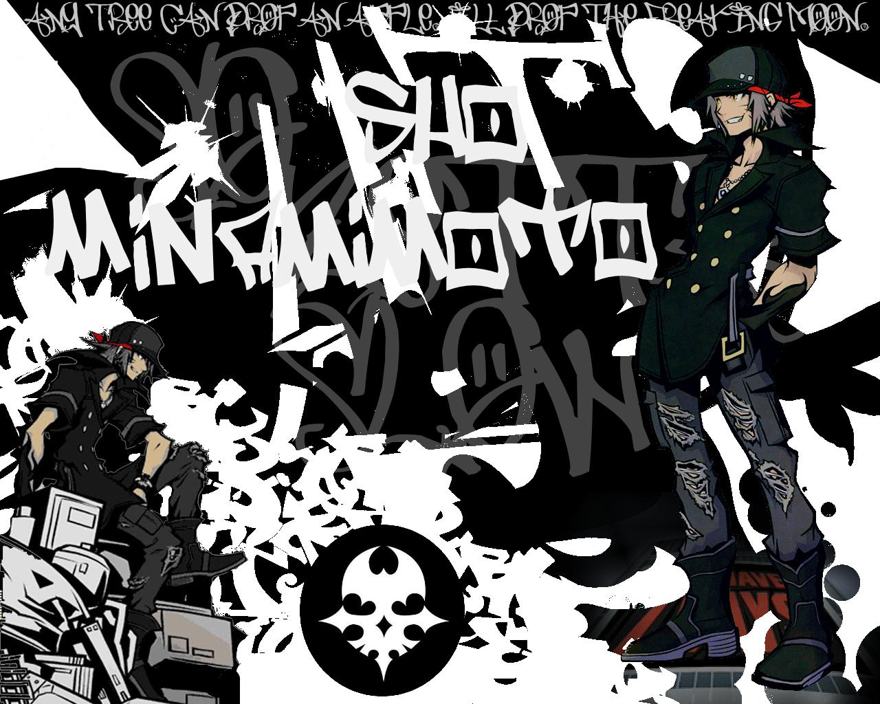 Sho Minamimoto Twewy Images Minamimotowallpaper Hd Wallpaper And