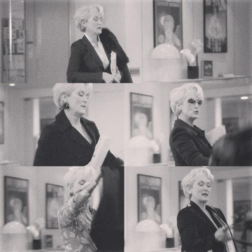 The Devil Wears Prada wallpaper called miranda
