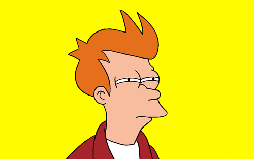 Futurama wallpaper containing anime titled philip j. fry