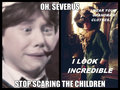oh, severus stop scaring the cihldren - harry-potter-vs-twilight fan art