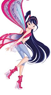 Musa from WINX wallpaper titled profilo musa