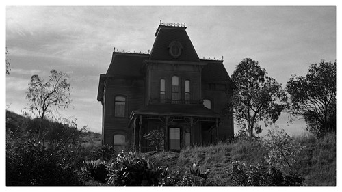 Psycho wallpaper possibly with a school, a hip roof, and a mansion called psycho