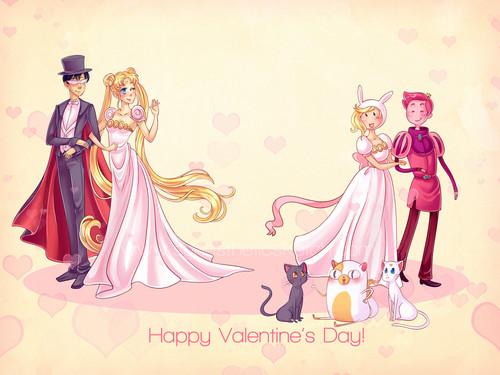 Fionna Sailor Moon Dress