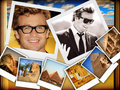 simon baker &quot;the man that fell from heaven&quot; - simon-baker fan art